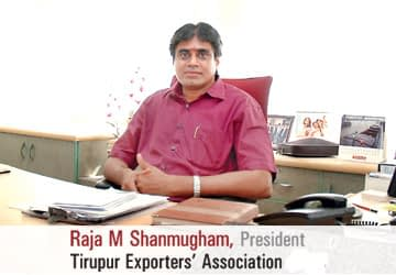 Tirupur Exporter Moving ahead, despite ups & downs