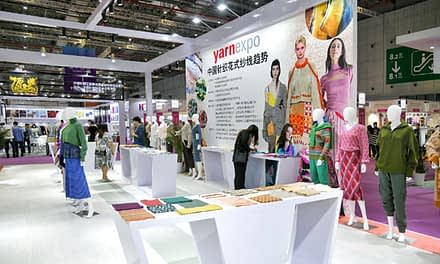 Yarn Expo caters to industry's year-round demands with Shanghai Autumn Edition