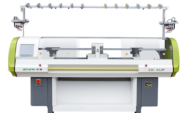 Golden Falcon introduces latest knitting machines