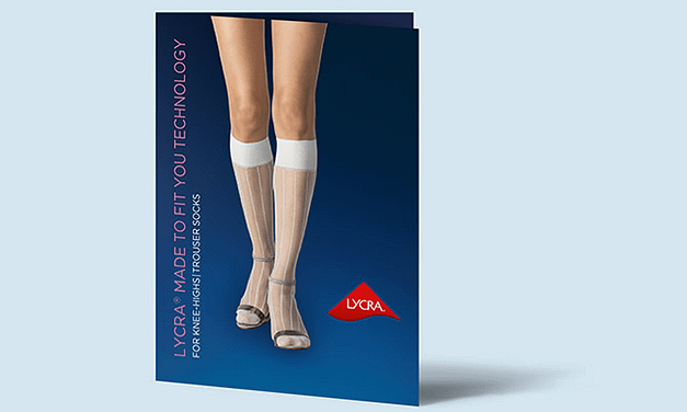 INVISTA develops new technology for knee-highs and trouser socks