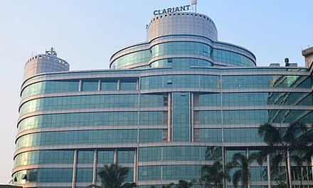 Clariant Chemicals' nine monthly operational PBT grew by 50 percent