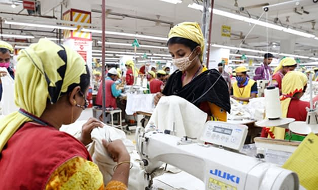 34 percent garment workers in Bangladesh are sole earners