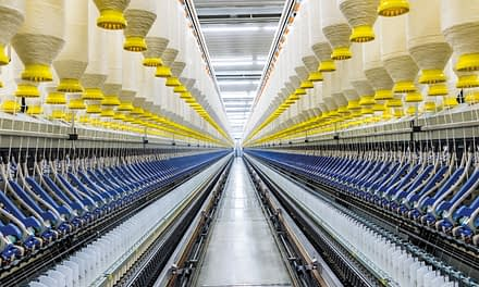 Swiss Textile Machinery members drive success in the yarn manufacturing sector
