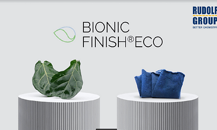 Bionic-Finish®Eco Fluorine-Free, water repellent finishes for ultimate performance