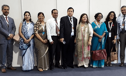 MoU signed between BUFT and NIFT India