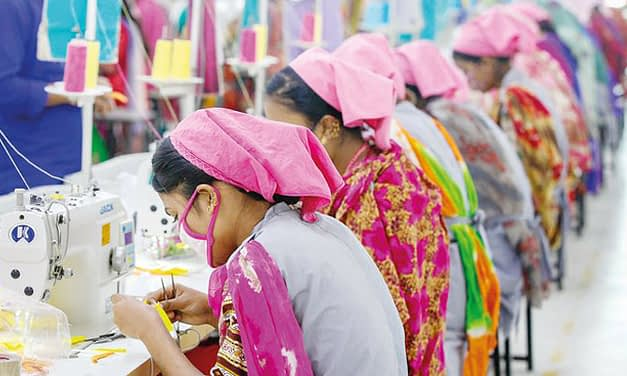Bangla exports to new markets on rise