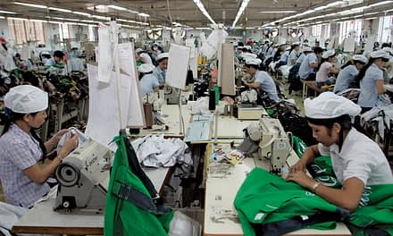 Vietnam's textile and apparel industry sees huge export scope in yarn, sportswear