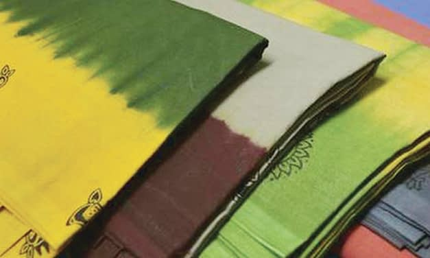 Government aims to promote Khadi as global fabric