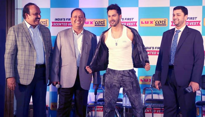 Lux launches India's first ever scented vest range