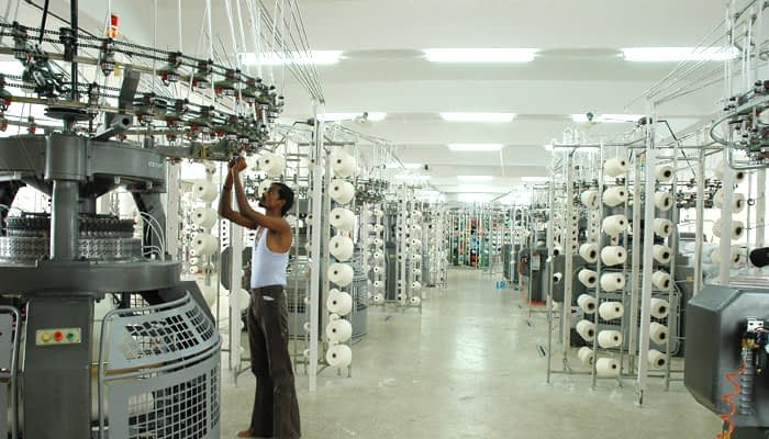 Tirupur knitwear industry Going through challenging business environment