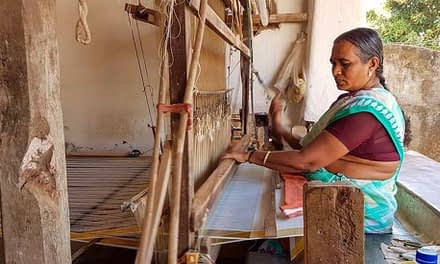 Started construction, craft handloom villages coming up in 5 Indian States