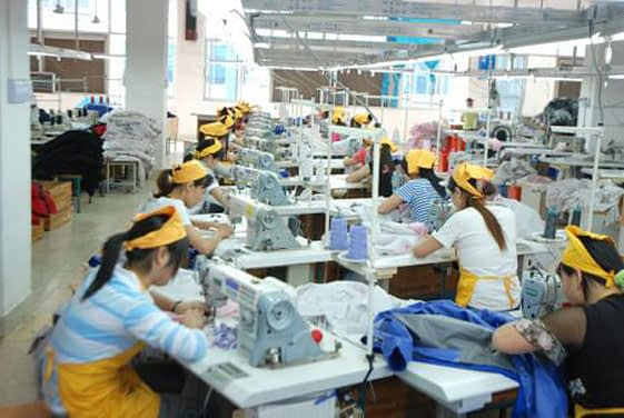 Garment workers come together for better contract terms