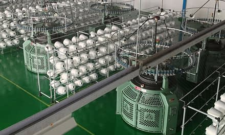 Decline in Turkey's imports of circular knitting machines