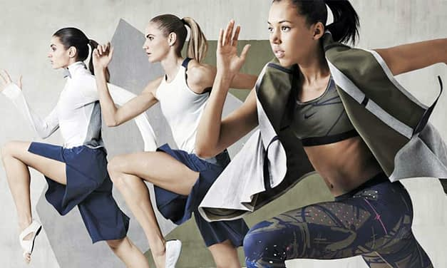 Selection of textile materials for SPORTSWEAR