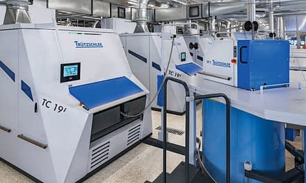 The new Truetzschler card TC 19i for Recycling: Turning textile waste into sustainable success